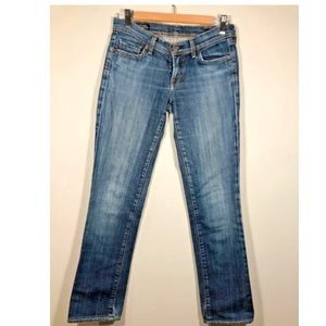 Citizens of Humanity Jeans Ava Low Waist Straight